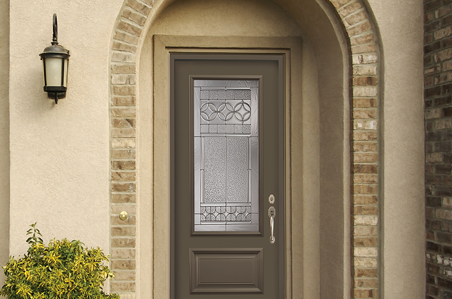 white hand x in frame inswing right masonite fiberglass prehung smooth vinyl p doors door primed with front lite glass